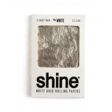 Shine | White Gold 2-sheet Pack 1 1/4