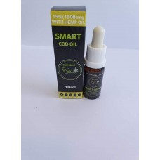 15% smart CBD olje 1500mg