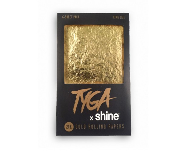Shine | Tyga X King Size 6-Sheet Pack