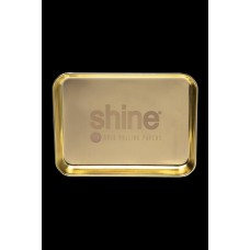 Shine | Gold Rolling Tray