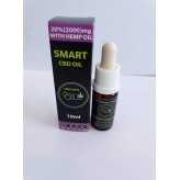 20% smart CBD olje 2000mg