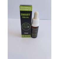 10% smart CBD olje 1000mg